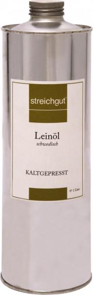 Leinöl¹¹ schwedisch - kaltgepresst