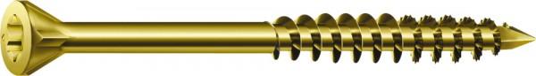 Dielenschrauben verzinkt Wirox T-Star 3,5 x 55