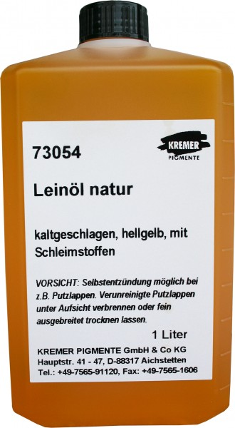 Leinöl natur