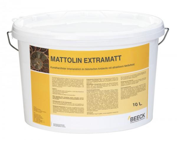BEECK Mattolin extramatt