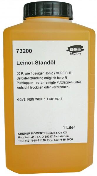 Leinöl-Standöl