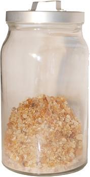 Gummi arabicum, Gries