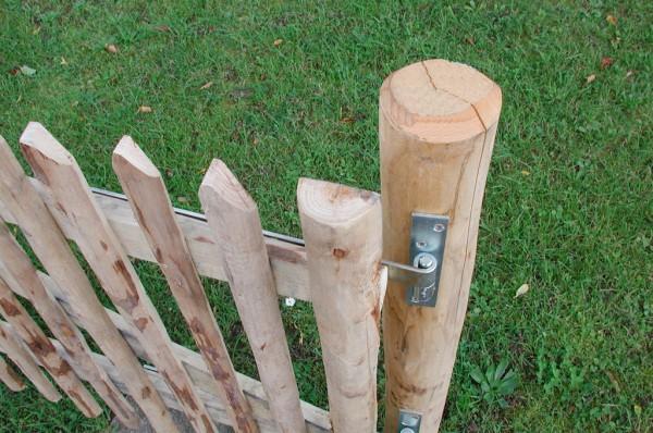 Trägerpfähle für Gartentür (Selbstabholung)