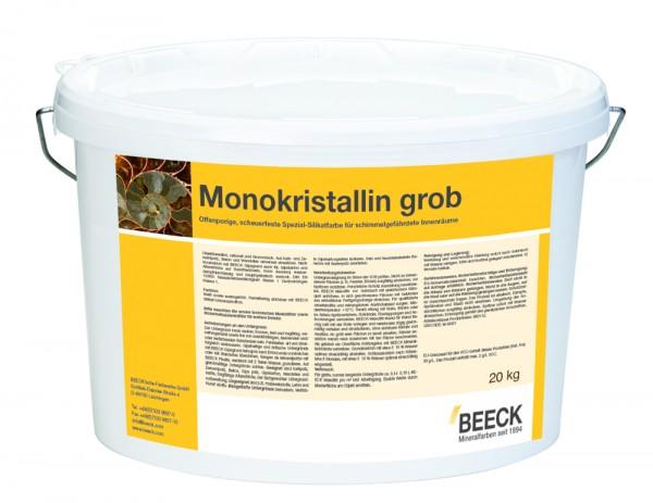 BEECK Monokristallin grob