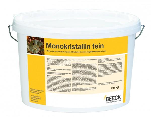 BEECK Monokristallin fein