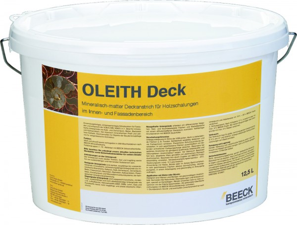 Oleith Deck