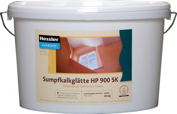 Sumpfkalkglätte HP 900 SK