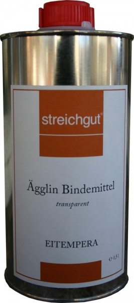 Ägglin Bindemittel transparent
