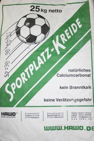 Sportplatzkreide