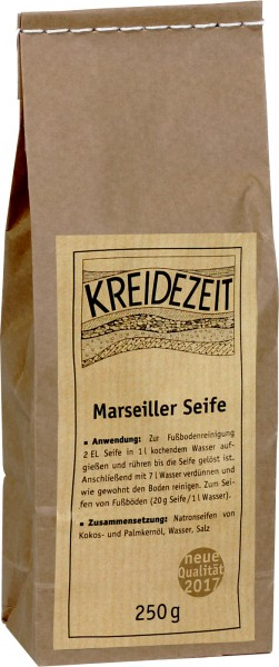 Marseiller Seife -neue Qualität-