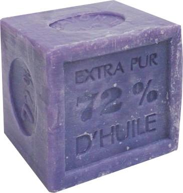 Marseiller Würfel 72% Lavendelöl 300g