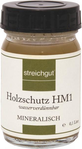 Holzschutz mineralisch HM1