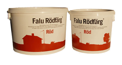 Schwedenrot, Falu Rödfärg (klassik)