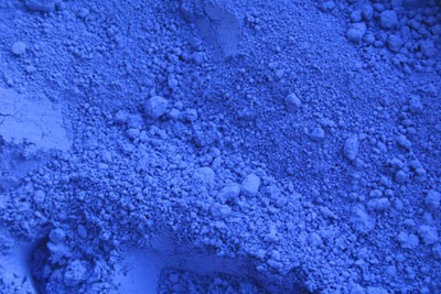 Ultramarinblau hell