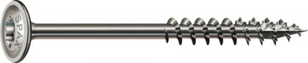 Tellerkopfschraube Edelstahl rostfrei 6,0 x 80