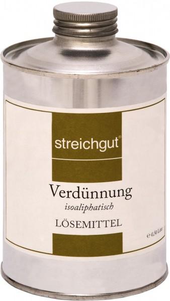 Verdünnung - aromatenfrei